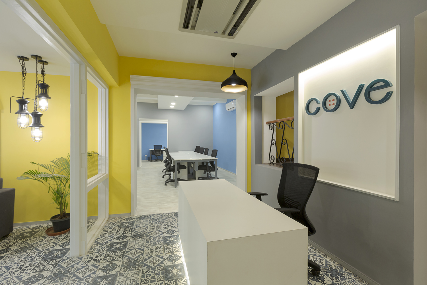 Shared Office Space In Chennai | Coworking | Cove Kotturpuram