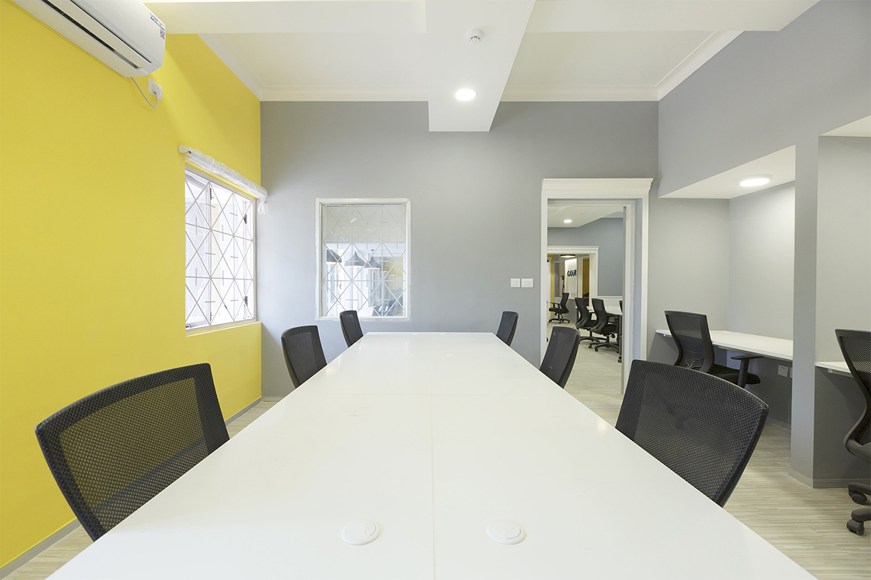 Our coworking space in Chennai