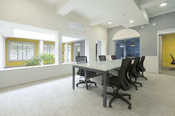 Shared Office and Coworking Space in Chennai - Cove Kotturpuram