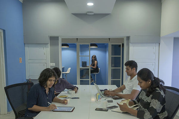 Smart Coworking Space in Chennai - Cove Kotturpuram