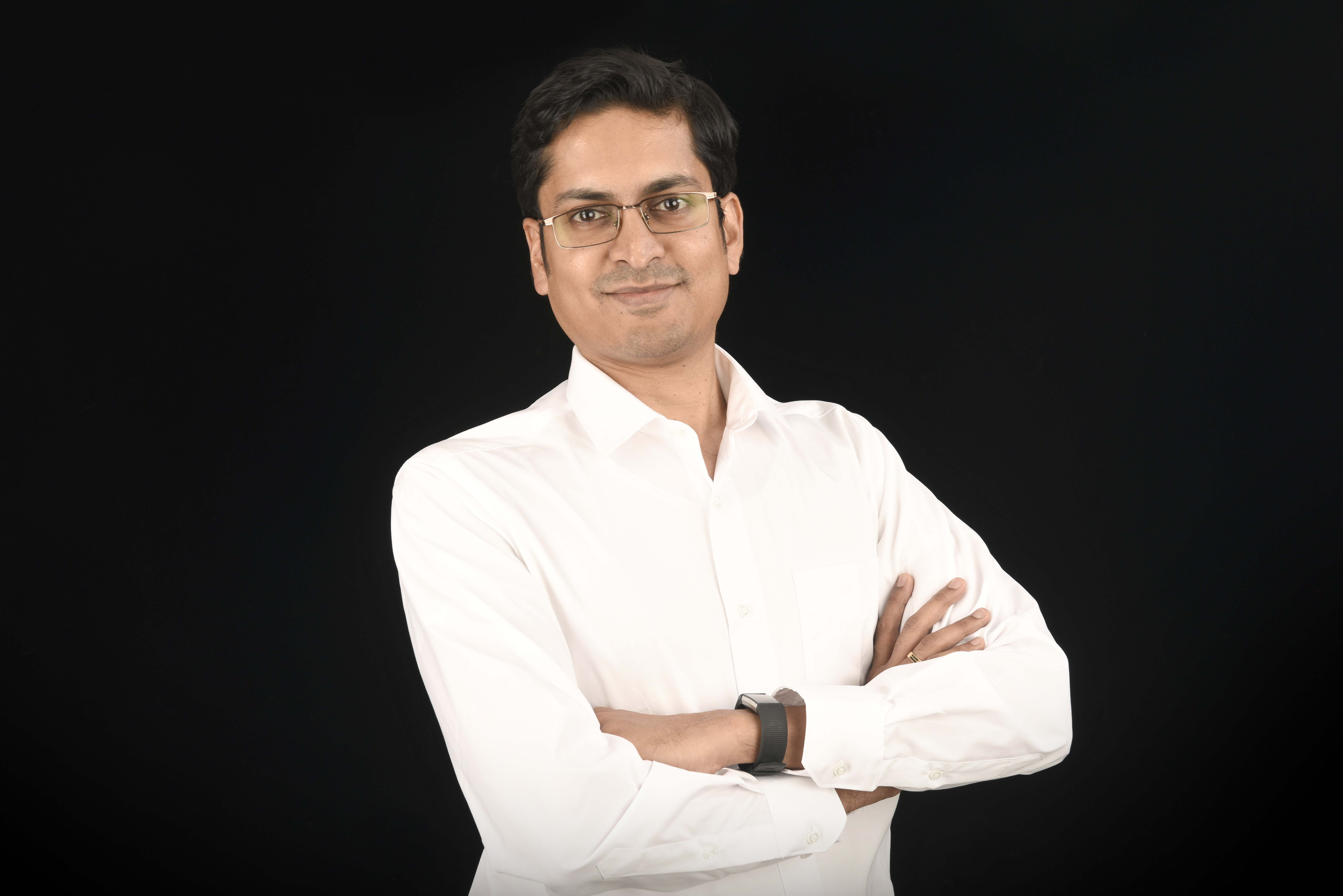 Ashwin Balasubramanian - Co-founder of Cove Kotturpuram